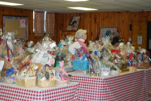 Gift Baskets Prepared