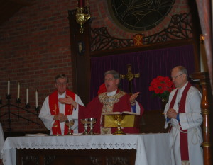 Bishop William Stokes (December 14th 2014, Confirmation)