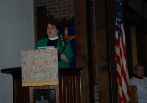 Deacon Debbie Clarke, Diocesan Youth Director, Guest Speaker and Homilist